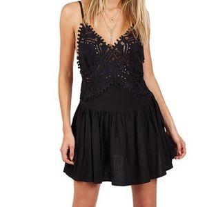 CLEOBELLA | Biarritz Embroidered Mini Dress | Sz S